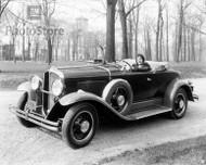 1930 Oakland Sport Roadster Poster