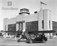 1934 Chevrolet Master Sport Sedan Poster