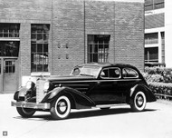 1933 World's Fair Cadillac Poster