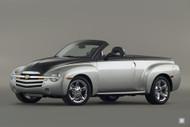 2006 Chevrolet SSR II Poster