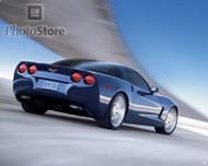 2005 Chevrolet Corvette II Poster