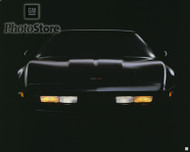 1984 Chevrolet Corvette Coupe Poster