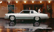 1977 Cadillac Coupe DeVille Poster