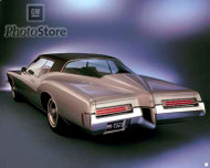 1971 Buick Riviera Hardtop Coupe Poster