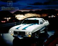 1969 Pontiac Firebird Trans Am Coupe II Poster