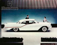 1957 Oldsmobile 98 Holiday Coupe Poster