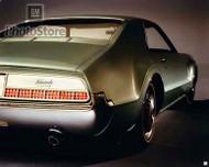 1967 Oldsmobile Toronado Coupe Poster