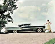 1958 Pontiac Bonneville Sport Coupe II Poster