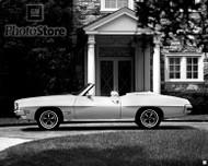 1972 Pontiac LeMans Sport Convertible Poster