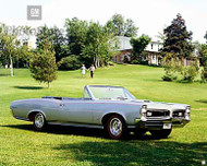 1966 Pontiac Tempest GTO Convertible II Poster
