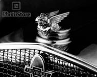 1931 Chevrolet Radiator Cap Poster