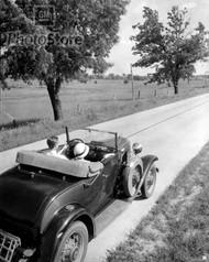 1931 Chevrolet Cabriolet Poster