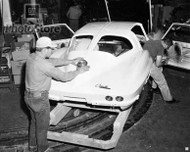 1963 Chevrolet Corvette Sting Ray III Poster