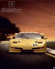 2001 Chevrolet Corvette C5-R Poster