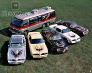 1978 Pontiac Firebird Trans Am Models Poster