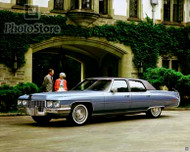 1971 Cadillac Series 60 Special Poster
