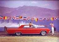 Oldsmobile  '64 Jetstar Poster