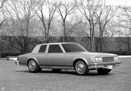 1974 Cadillac Concept Poster