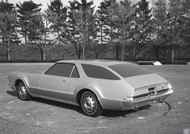 1966 Oldsmobile Toronado Wagon Poster