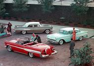 1956 Pontiac Advertising Poster