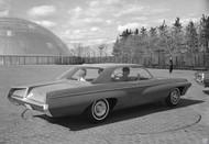 1964 Pontiac Sedan Concept Poster