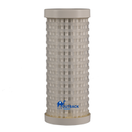 Pleated Outback system gravity flow water filter removes bacteria and cysts