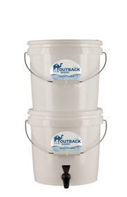 Outback 2 Gallon Gravity Powered Nano Purification System  (OB-22NF)