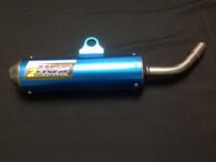 KTM SX 65 2009-2015 HGS Blue Muffler