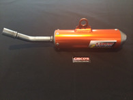 HGS KTM SX65 16 -19 Orange Muffler