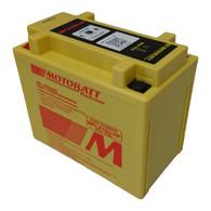 Suzuki DR650 90 -95 Motobatt Prolithium Battery