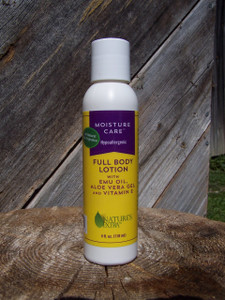 Moisture Care, our finest hypoallergenic natural cream!
