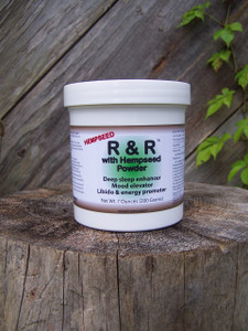 R & R with HempSeed Sleep Promotion Powder, 7 oz.