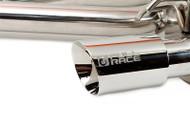 Full-Race 06-11 Honda Civic Si Catback V-Band Exhaust System fa5 fg2 k20z3 8thcivic