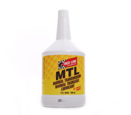 Redline MTL Synthetic Manual Transmission Fluid MTF for Honda