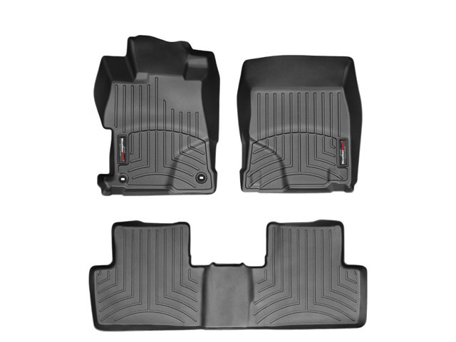 1990 Passenger /& Rear 1993 1995 1992 1991 1994 GGBAILEY D4082A-S1A-GY-LP Custom Fit Automotive Carpet Floor Mats for 1989 1996 1997 Ford Probe Hatchback Grey Loop Driver
