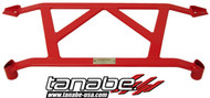 Tanabe Sustec 4-Point Front Under Brace 2006-2011 Honda Civic (TUB115F)