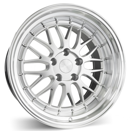 ESR SR05 Hyper Silver Wheel 17inch 18inch 8.5 9.5 10.5 Sale Coupon