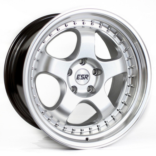 ESR SR06 Wheels in Silver