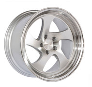 Varrstoen MK2 Wheel in machined silver
