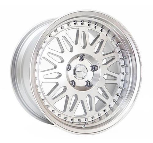 Varrstoen mk4 wheel in machined