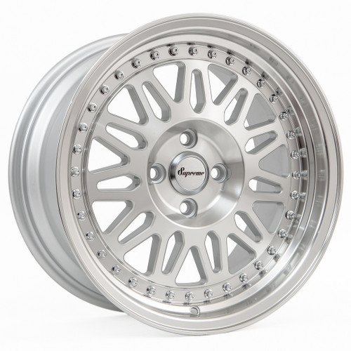 Varrstoen DS12 Wheel Machined Finish