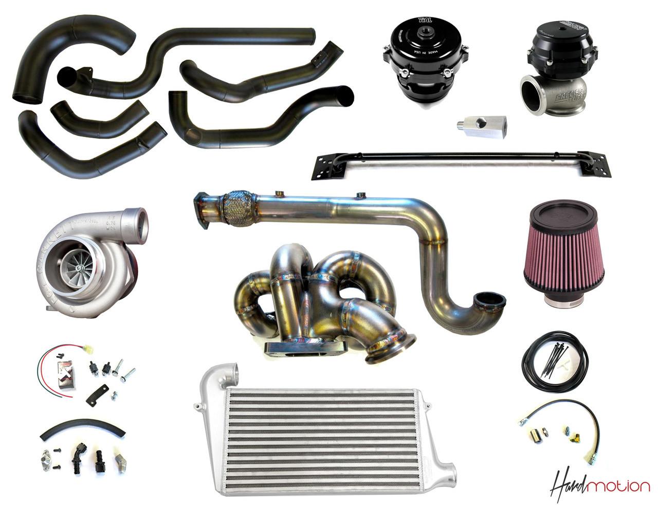 PRL Motorsports 2006-2011 Honda Civic Si Turbo Kit 8th Gen