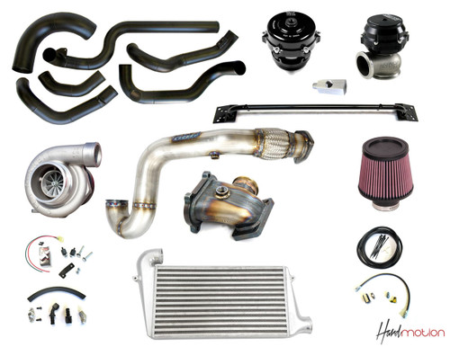 PRL Motorsports 2012-2015 Honda Civic Si Stage 2 Turbo Kit Intercooled