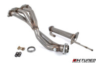 K-Tuned 06-11 Honda Civic Si Header 8th Gen 409 Series Steel (KBH-CSI-409)