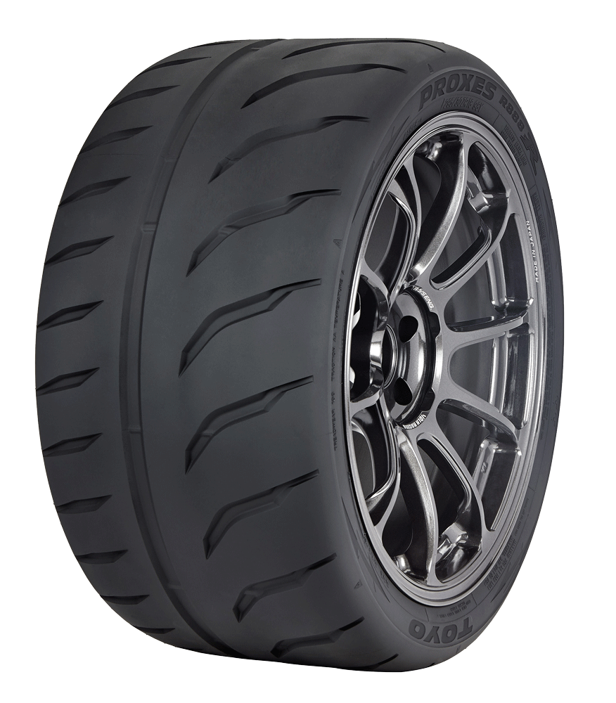 toyo r888r the ultimate track tire. Black Bedroom Furniture Sets. Home Design Ideas