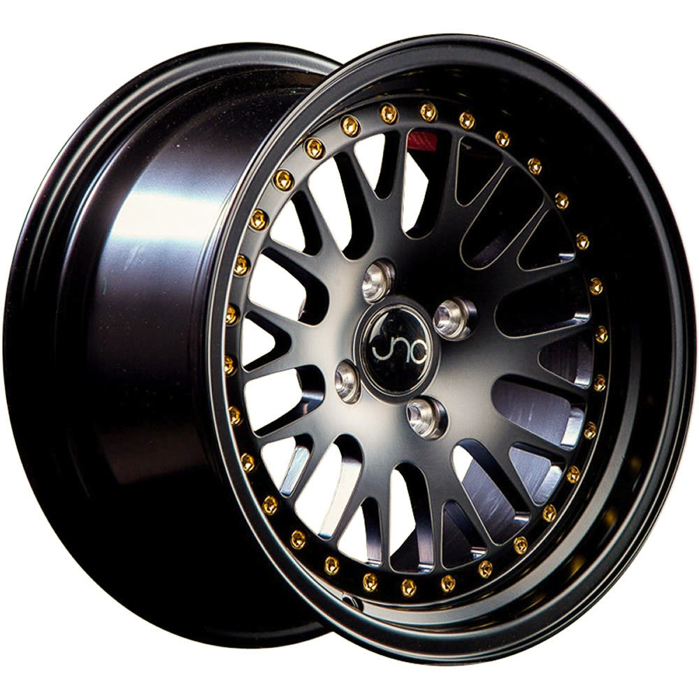 JNC 001 Matte Black 16x9 5x100//5x114.3 10 RIM//WHEEL