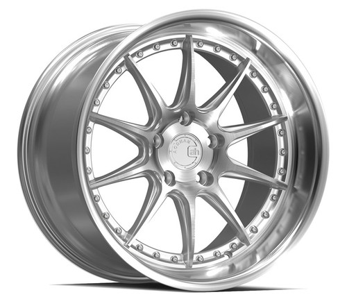 Aodhan DS07 DS-07 Wheel Silver