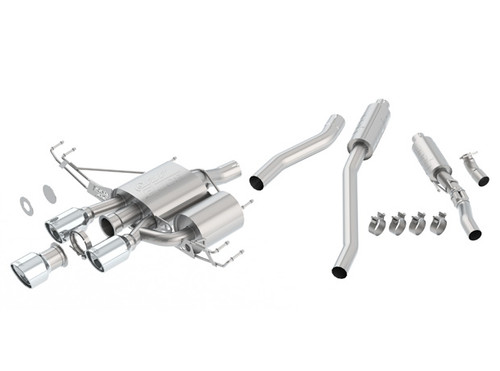 Borla 2017-2018 Honda Civic Type-R Cat-Back Exhaust (140738)