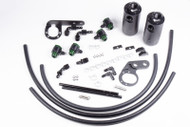Radium Engineering 2017+ Honda Civic Type-R Dual Catch Can Kit