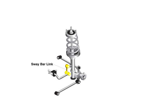 Whiteline 2016-2019 Honda Civic Rear Swaybar End Link